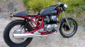 Not another cafe racer ?